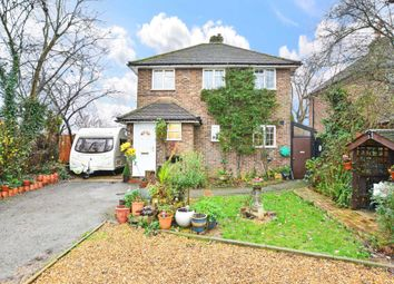 Thumbnail 3 bed detached house for sale in Reigate Road, Hookwood, Horley