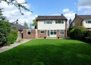 Thumbnail 3 bed detached house to rent in Ash Lane, Hale