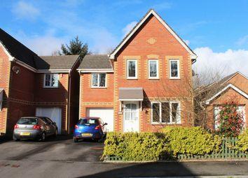 Thumbnail 3 bed detached house for sale in Ffordd Ger-Y-Llyn, Tircoed Forest Village, Penllergaer