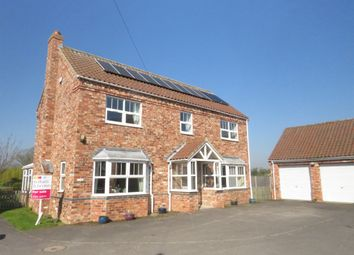 Thumbnail 4 bed detached house for sale in Whittles Court, Sturton By Stow, Lincoln