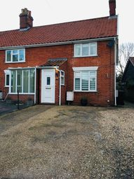 Thumbnail 2 bed end terrace house for sale in Prospect Avenue White Horse Lane, Attleborough