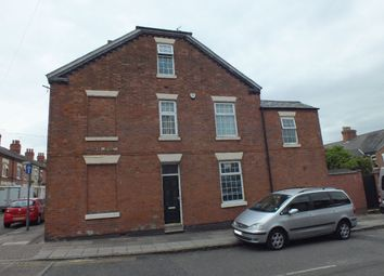 Thumbnail 3 bed terraced house to rent in Barker Street, Off Green Lane Road, Leicester