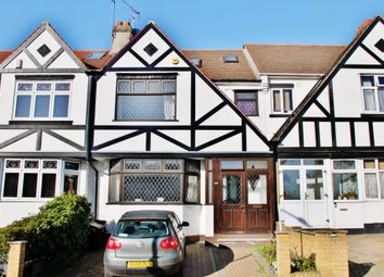 Thumbnail 4 bed terraced house to rent in Wanstead Lane, Ilford, Essex