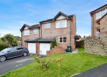 Thumbnail 3 bed semi-detached house for sale in Little Barton, Kingsteignton, Newton Abbot, Devon