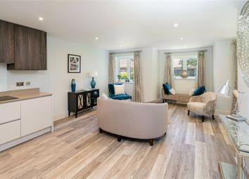 Fir Tree Court, 301 Limpsfield Road, Warlingham, Surrey CR6. 1 bed flat for sale