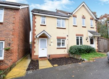 Thumbnail 2 bed semi-detached house for sale in Foyle Close, Great Ashby, Stevenage