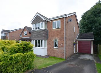Thumbnail 4 bed detached house for sale in Hedley Drive, Brimington, Chesterfield