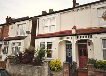 Thumbnail 2 bed terraced house to rent in Marlborough Road, Colliers Wood, London