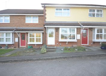 Thumbnail 2 bed terraced house to rent in Constable Close, Woodley, Reading