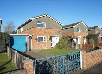 Thumbnail 3 bed detached house for sale in Shepherds Close, Bartley