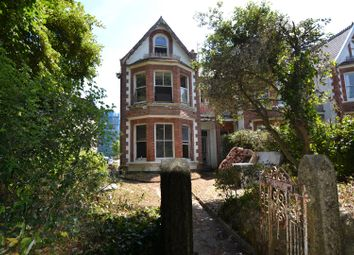 Thumbnail 8 bed end terrace house for sale in Melvill Road, Falmouth