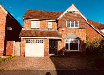 Thumbnail 4 bed detached house for sale in Ascot Drive, Dosthill, Tamworth