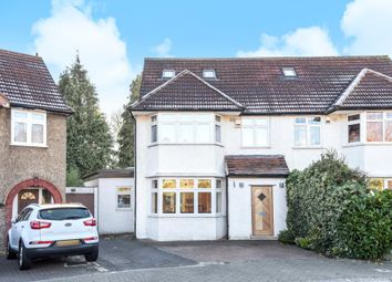 Thumbnail 4 bed semi-detached house for sale in Holders Hill Gardens, London NW4,