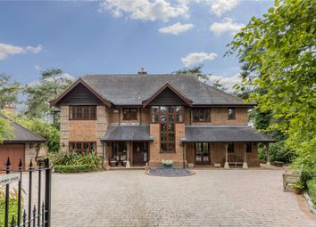 Thumbnail 5 bed detached house for sale in The Close, Avon Castle, Ringwood