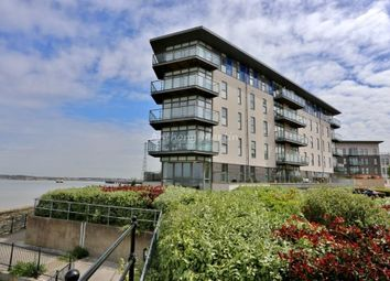 Thumbnail 2 bedroom flat for sale in Carmichael Avenue, Ingress Park, Greenhithe