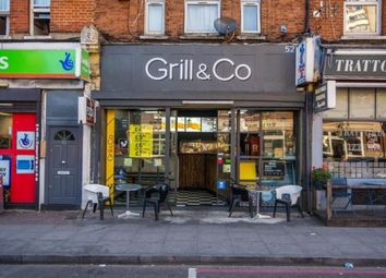 Thumbnail Restaurant/cafe to let in Battersea Park Road, London