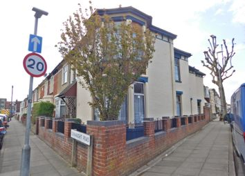 Thumbnail 5 bed end terrace house to rent in Connaught Road, Portsmouth