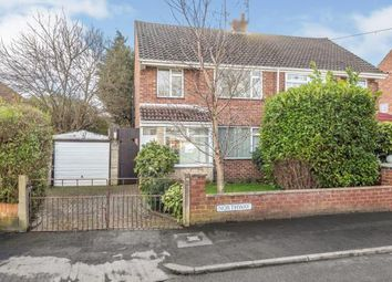 Thumbnail 3 bed semi-detached house for sale in Northway, Maghull, Liverpool, Merseyside