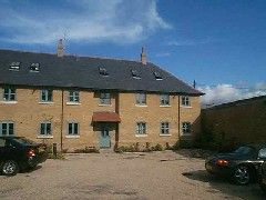 Thumbnail 2 bed flat to rent in Coopers Court, Hertford