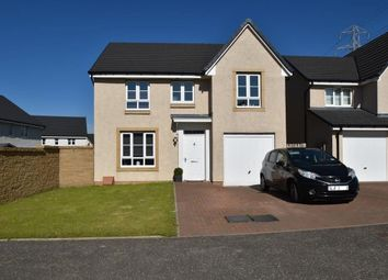 Thumbnail 4 bed detached house for sale in Lang Drive, Bathgate