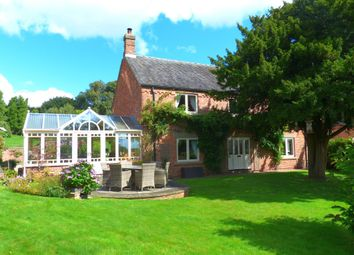 Thumbnail 6 bed detached house for sale in Cross O' Th' Hands, Turnditch