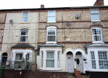Thumbnail 4 bed terraced house for sale in Collison Street, Nottingham