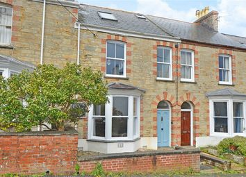 Thumbnail 4 bed terraced house for sale in Harrison Terrace, Truro, Cornwall