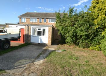 Thumbnail 4 bed detached house to rent in Cracknell Close, Wivenhoe, Colchester, Essex