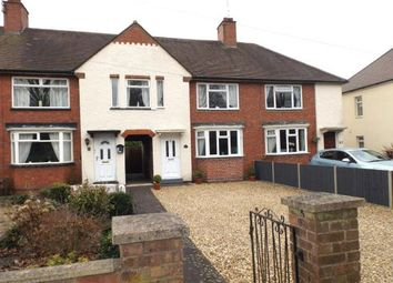 Thumbnail 3 bed terraced house for sale in Welland Park Road, Market Harborough, Leicestershire