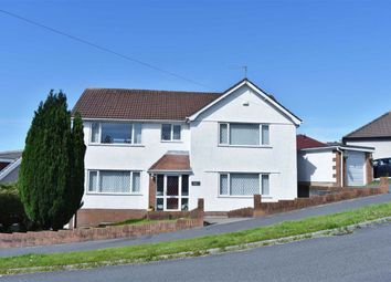 Thumbnail 4 bed detached house for sale in Gelli Gwyn Road, Morriston, Swansea