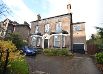 Thumbnail 7 bed detached house for sale in North Drive, Wavertree, Liverpool