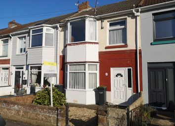 Thumbnail 3 bed terraced house for sale in Grange Crescent, Gosport