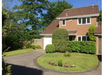 Thumbnail 4 bed detached house for sale in Picket Post Close, Bracknell
