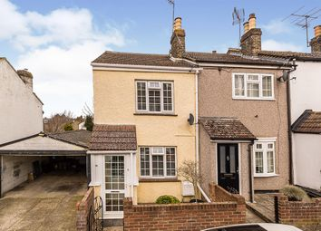 Thumbnail 2 bed end terrace house for sale in New Road, South Darenth, Dartford, Kent