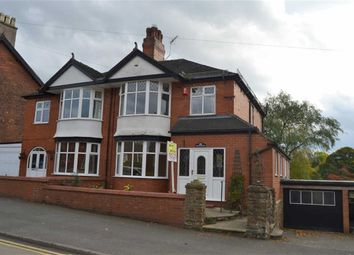 Thumbnail 3 bed semi-detached house to rent in Ashbourne Road, Leek