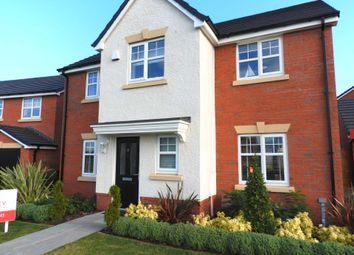 Thumbnail 4 bed detached house for sale in Limetree Road, Kirkby, Liverpool