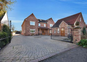 Thumbnail 8 bed detached house for sale in 38 Chapel Street, Haconby, Bourne, Lincolnshire