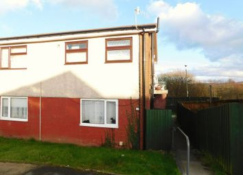 Thumbnail 2 bed flat to rent in Dylan Drive, Caerphilly