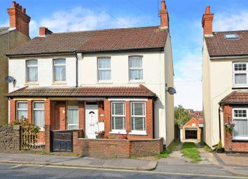 Thumbnail 3 bed semi-detached house for sale in Ash Road, Aldershot, Hampshire