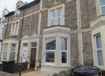 Thumbnail 1 bed flat for sale in Jubilee Road, Weston Super Mare