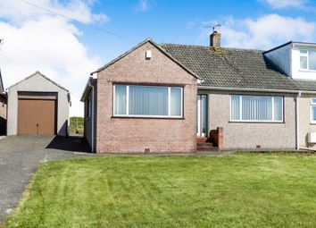 Thumbnail 3 bed semi-detached bungalow for sale in Sylden, Moresby Parks, Whitehaven, Cumbria
