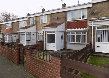 Thumbnail 2 bed terraced house to rent in Horsley Vale, South Shields