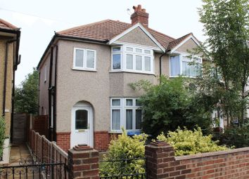 Thumbnail 3 bed semi-detached house to rent in Pooley Green Road, Egham