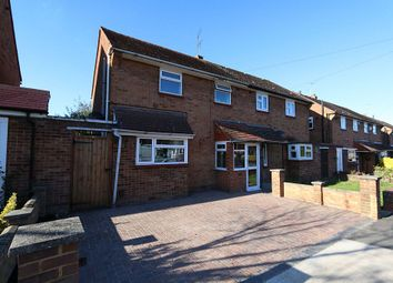 Thumbnail 2 bed semi-detached house for sale in Burleigh Road, Uxbridge, Middlesex