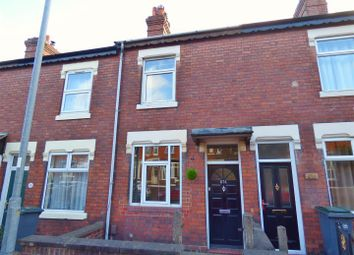 Thumbnail 2 bedroom terraced house to rent in London Road, Penkhull, Stoke-On-Trent