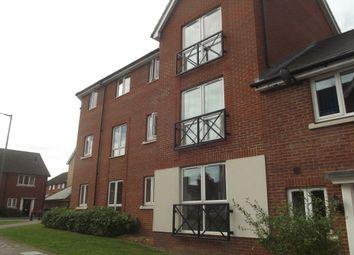 Thumbnail 2 bedroom flat to rent in Jovian Way, Ipswich