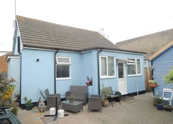 Thumbnail 3 bed property for sale in Meadow Way, Jaywick, Clacton-On-Sea