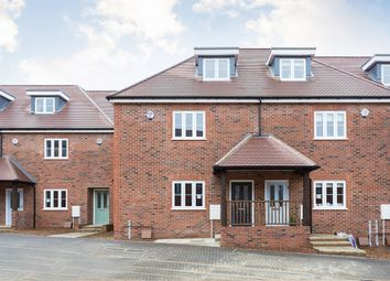 Thumbnail 3 bed town house for sale in Marlborough House, Green Close, Brookmans Park