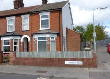 Thumbnail 3 bed end terrace house to rent in Fuchsia Lane, East, Ipswich