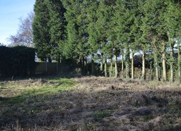 Thumbnail Land for sale in Debdale Lane, Mansfield